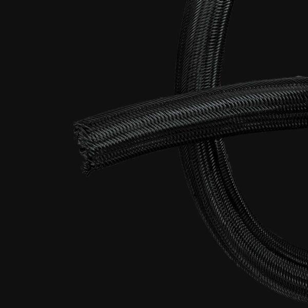 Kabelsok-sort