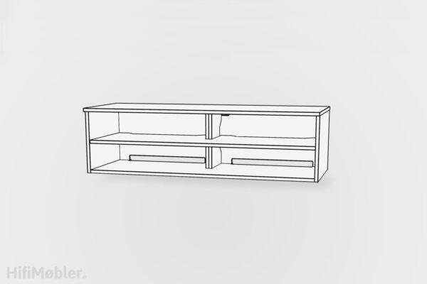 Tv møbel til soundbar